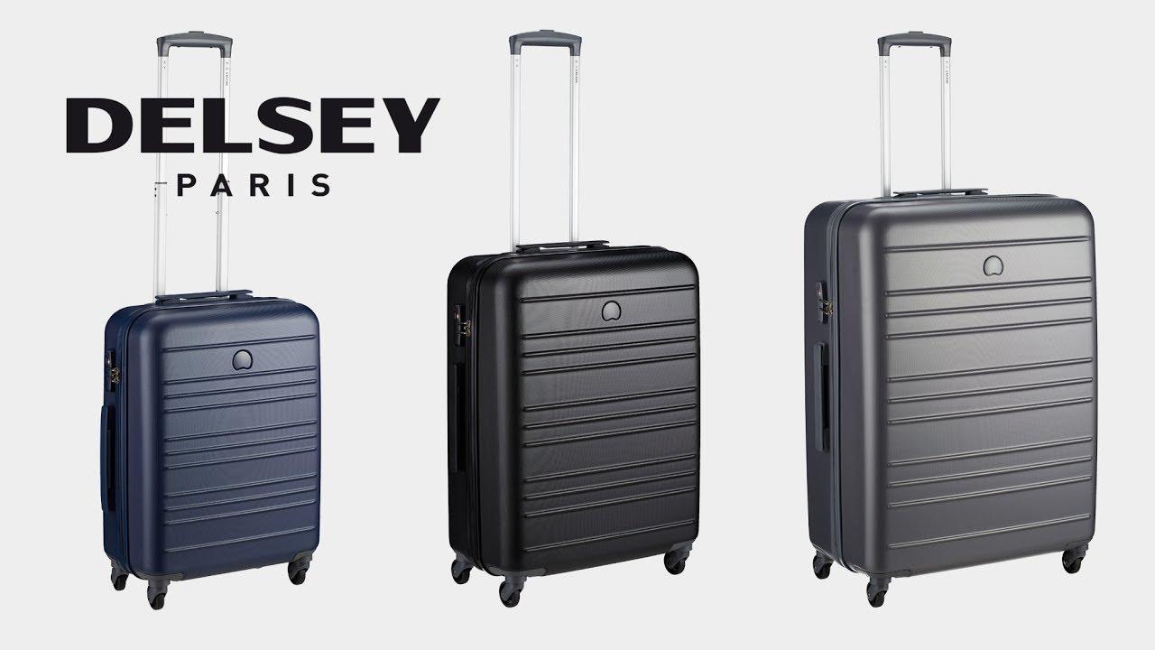 avantages valise delsey